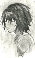 L Lawliet by Tlinsky