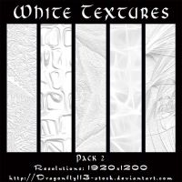 White Textures Pack 2 by BFstock