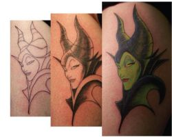 Maleficent by DeviousE