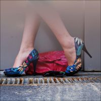she-shoes language by VesnaSvesna