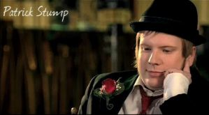 Patrick Stump awwww by Dani-DINOattack