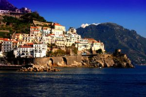 Amalfi Coast by mstargazer