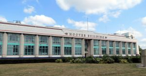 HOOVER BUILDING ,classic art deco by Sceptre63