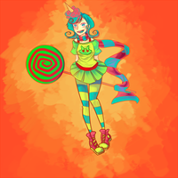 Trickster! Ro-Lal by AonoTratai