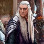 Thranduil by ArtistHopeful
