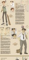 DEVIANTDEAD: Ref sheet by Buuya