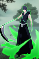 Dyan Shinigami Form by Zanpakuto-Leader
