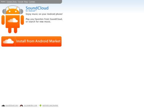 SoundCloud for Android - Home by JesterXL