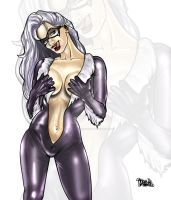 Black Cat by Danthemanfantastic