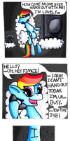 Busy by LordSquishy