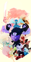 Steven universe by LaWeyD