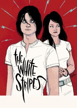 White Stripes by Annie Wu by whoisrico