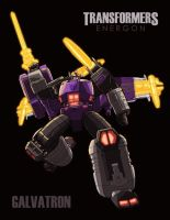 Galvatron by wannabegeorge