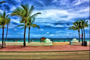 fort lauderdale beach entry by sXeSuX