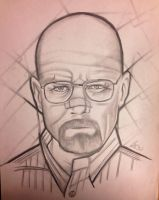 Walter White by ASanchezDesigns