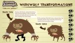 Jacque Werewolf Transformation by sattideleon
