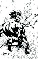 Namor by Crausse