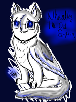 Wheatley.. the Owl Griffin? by Pixel-Program
