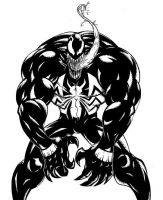 Ultimate VENOM. by BLUEhazaRd