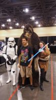 Let The Wookiee Win. by PurgatoryDean