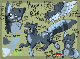 Kyori ref by why-so-cirrus