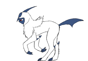 Running Absol gif by Demintai-Eclipse