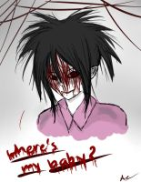 Where is my baby... by XxtHeNightmaRexX