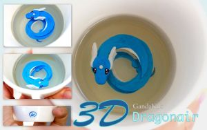 3D Dragonair by GandaKris