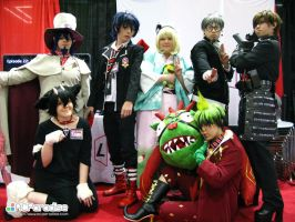 Blue Exorcist Group by Liarino