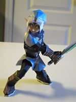 Fierce Deity Link Papercraft by im-tall