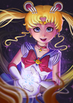 Sailor Moon by feh-rodrigues