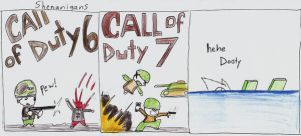 call of dooty by shayde1