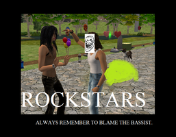Sims 2- Not Tommy by GirlLink08