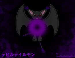 DevilGatomon. Darkness Shot by A16F04V90