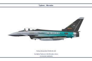 FR029 Typhoon Mercedes by WS-Clave