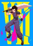 Zack by JustineArt