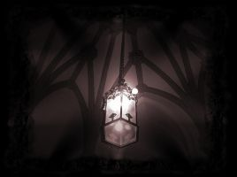 Gostly Light by coldkisses