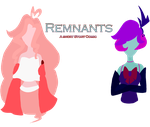 ODD's Court | OC | Remnants Cover by DearlySkies