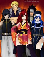 Fairy Tail by Areelun