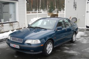Volvo S40, front by Simmeson