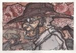 watercolor 28 OUTLAWS DR DEATH by Signevad