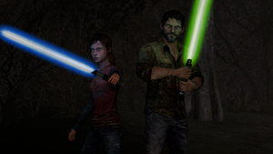 The Last of Us Jedi by notsodamndeviant