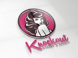 Knockout Logo by CodySymes