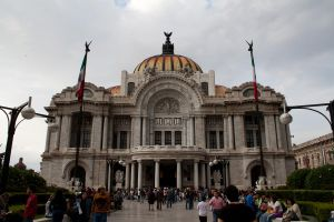 Bellas Artes palace by JoshTox