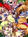 ChipmunksChipettes group pic_5-24-15 by IZZY-CHAN13