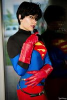 Lemme Show You My TTK - Superboy by SilverShadeCosplay