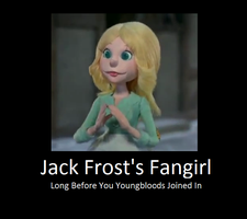 To All of Jack Frost's New Fangirls... by TessCulhane