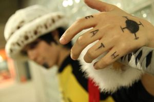 One Piece :: To write death on his hands by m-ichiko