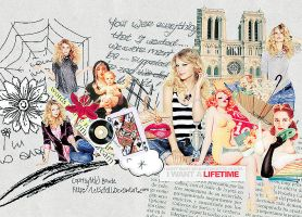 Taylor Swift 12 by letschill
