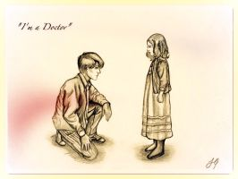 The Doctor and Amy by JoyGirl798